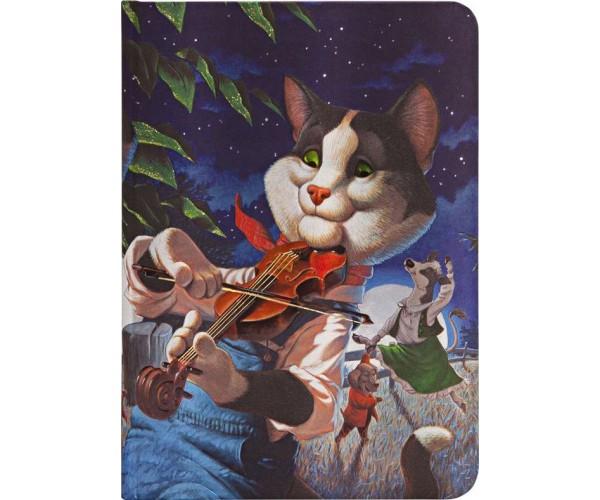 Блокнот Paperblanks Кот и Скрипка