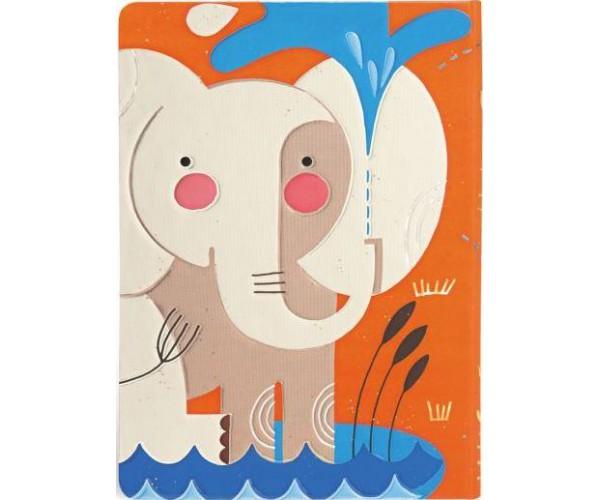 "Блокнот Paperblanks ""Слонёнок"""