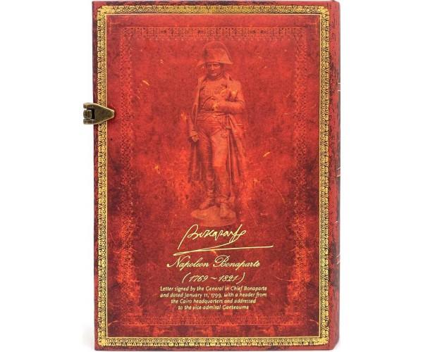 Блокнот Наполеон, 250 лет  Paperblanks