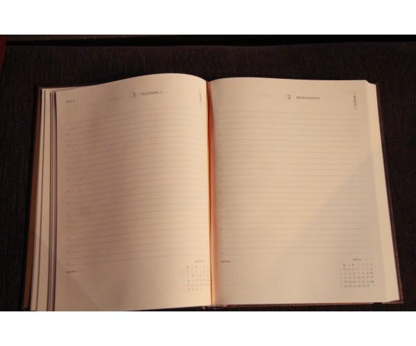 "Ежедневник 2020 Paperblanks ""Шекспир"""