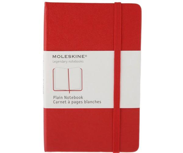 Блокнот Moleskine Pocket (красная)