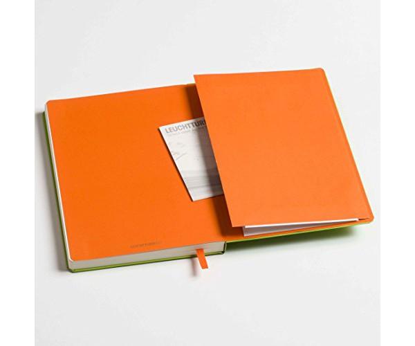 Записная книжка А5 (зеленая)