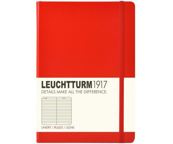 Записная книжка А5 (красная)