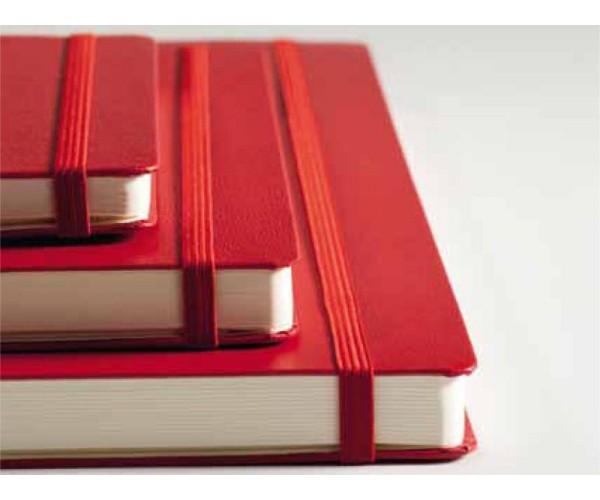 Записная книжка А4 (красная)
