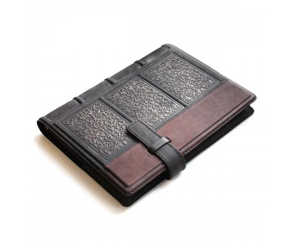 Кожаный ежедневник а5 арт 3850