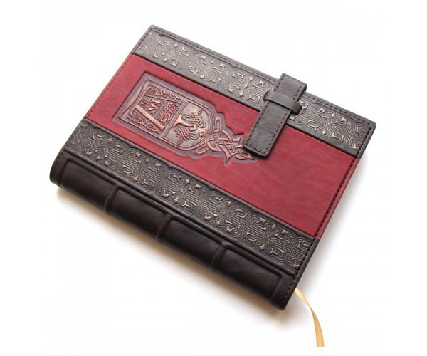 Кожаный ежедневник а5 (4050)